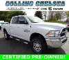 Certified Pre-Owned 2018 Ram Pickup 2500 Big Horn