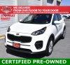 Certified Pre-Owned 2017 Kia Sportage LX